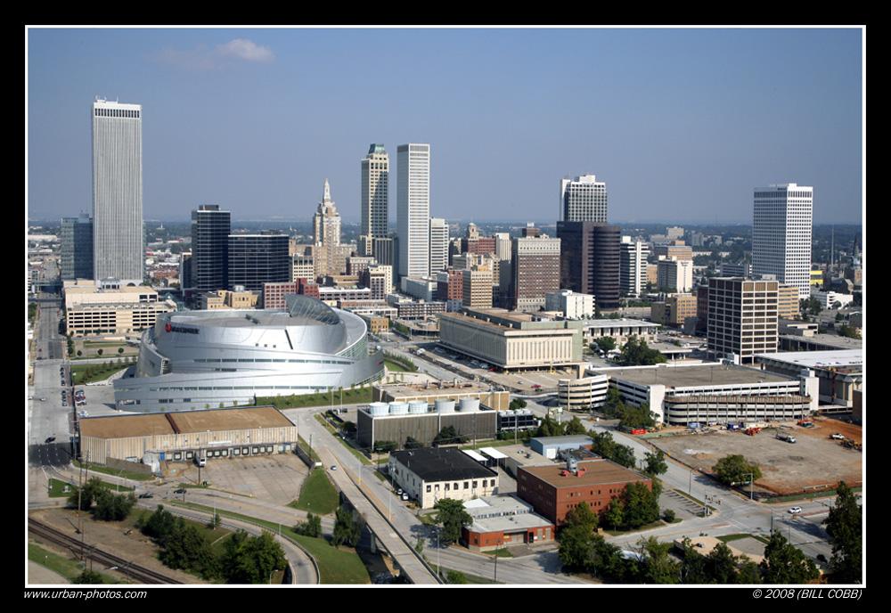 Tulsa Metro Tour