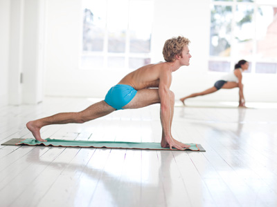 DEMO - Progressive Yoga
