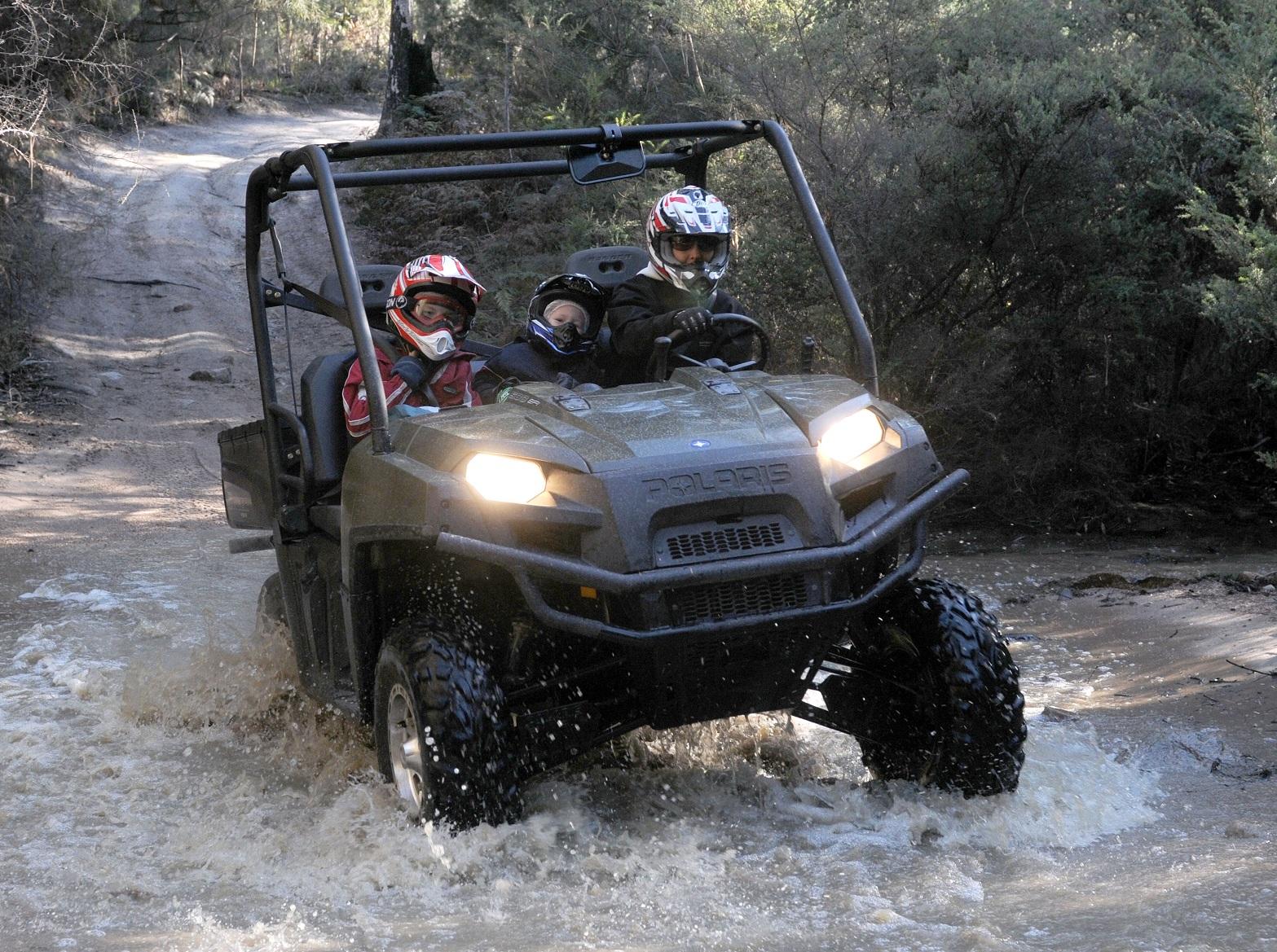 Half Day ATV Explorer - PASSENGER