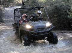 Half Day ATV Explorer - PASSENGER