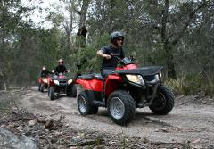 Half Day ATV Explorer - RIDER