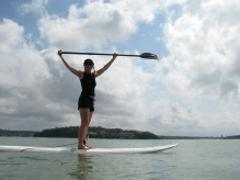 Learn to Stand Up Paddle Board Group Lesson