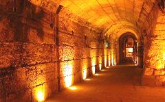 Kotel Tunnels Tour