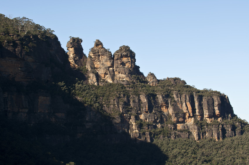 Blue Mountains with Wildlife Park & Ferry Cruise