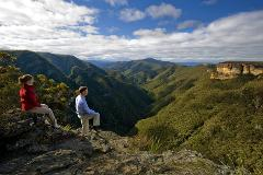 Blue Mountains All Inclusive - Wildlife Park, Lunch, Unlimited Scenic World Discovery Pass (Railway, Skyway & Cableway) & Ferry Cruise