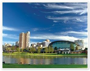 Adelaide City Morning Tour