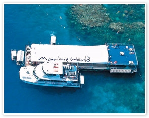 Great Barrier Reef with Reef Magic Cruises