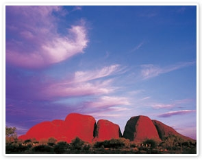 Kata Tjuta Valley of the Winds Walk