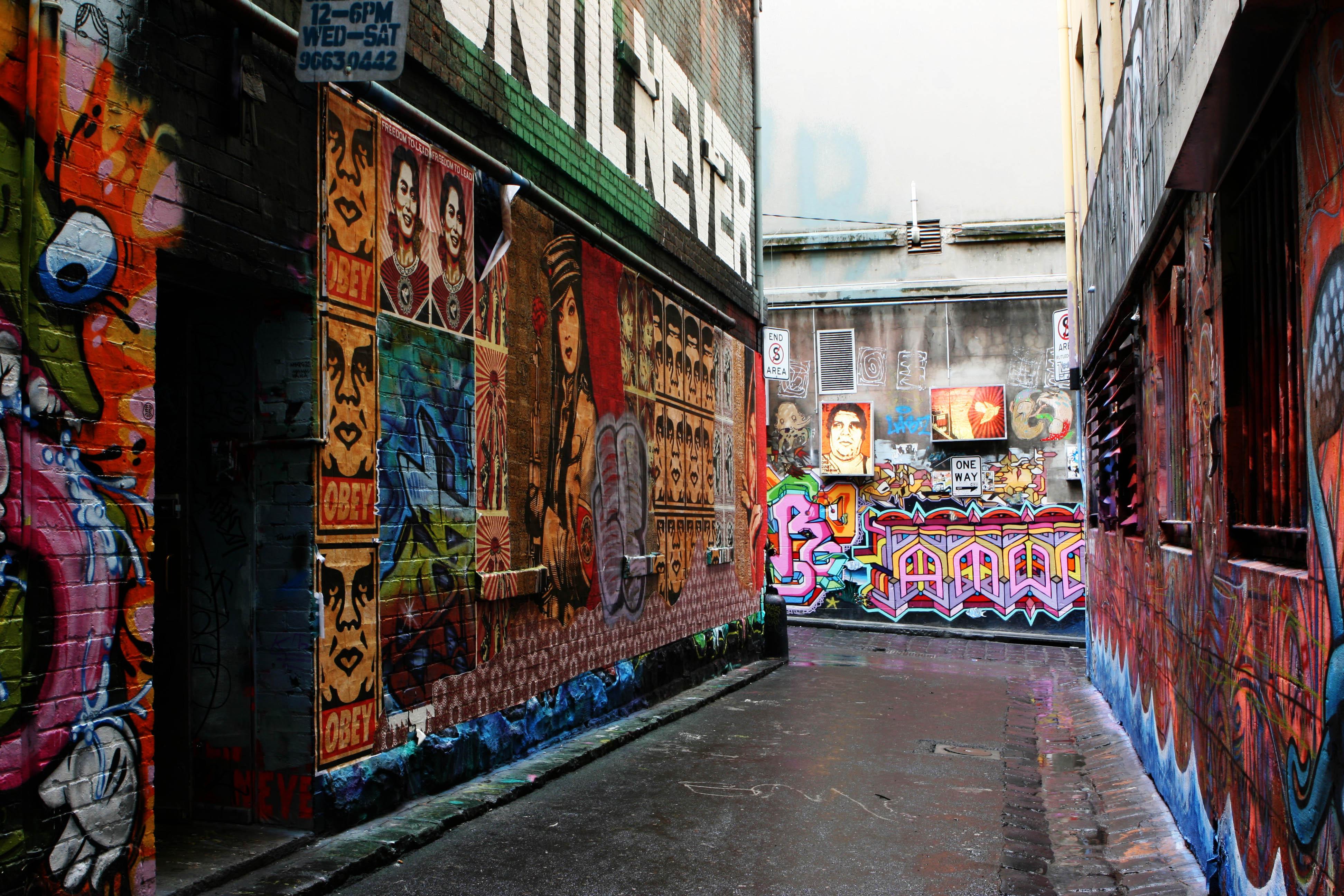 Melbourne Cultural Walk