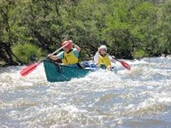 4 Day White Water Canoe and Kayak Adventure 16th - 19th December 2015