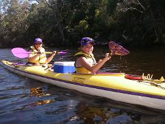 3 Day Noosa Everglades Guided Kayak Tour - to book please contact us