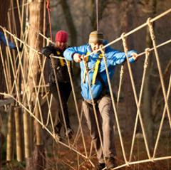 Gift Voucher - TreeZone Aerial Adventure Course  Aviemore (Child Under 18)