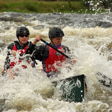 River Spey Canoe Expedition (5 days)