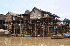 The Great Tonle Sap - Kompong Khleang Lake Community (Private Tour)