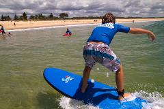 4 x Group Lessons Nobbys Beach
