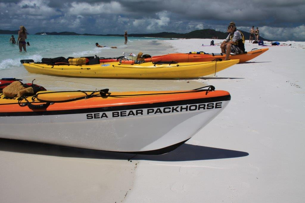 6 Day Sea Kayak Expedition - Whitsunday Islands