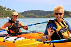 Full Day Tropical Island Sea Kayak Adventure