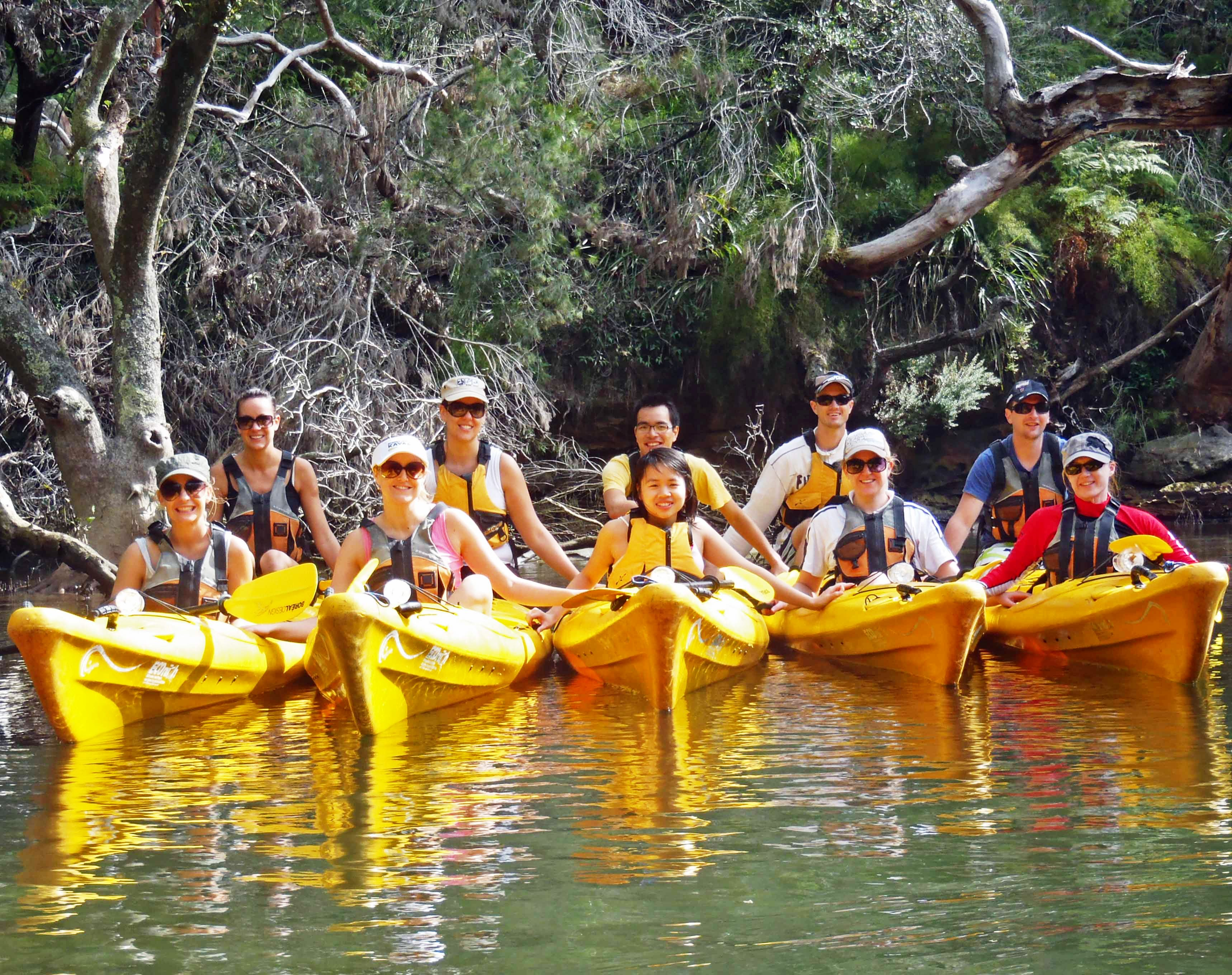 Kayaking Eco Tour