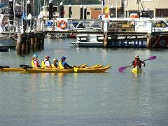 FREE Learn to Kayak Lesson (Introduction to kayaking)
