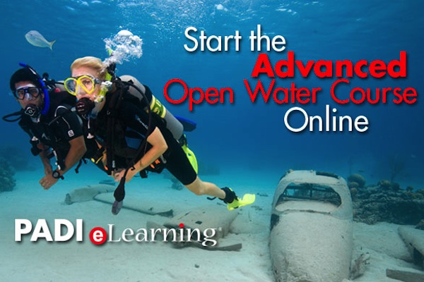 PADI Advanced Open Water Diver Certification