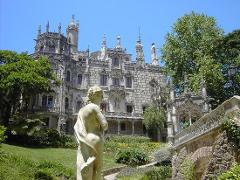 MINIBUS COOL SINTRA FULL DAY TOUR - (WITH REGALEIRA PALACE)