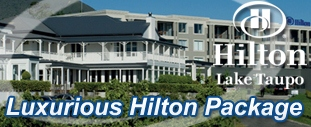 Hilton Race and Stay Package - 10 Laps Taupo*