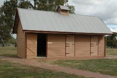 Heritage Village Stable Box