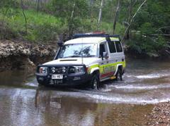 RIIVEH305A Townsville - Operate and Maintain 4WD Vehicle