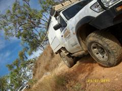 Gunnedah - Drive and Recover 4WD Vehicle