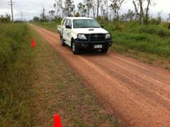 PMASUP236B Mackay -  Operate Vehicles in the Field