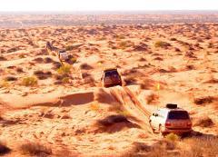 8 Day Simpson Desert 4WD Tag Along Tour