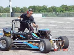 Drive for Fun - 15 Laps in a TQ