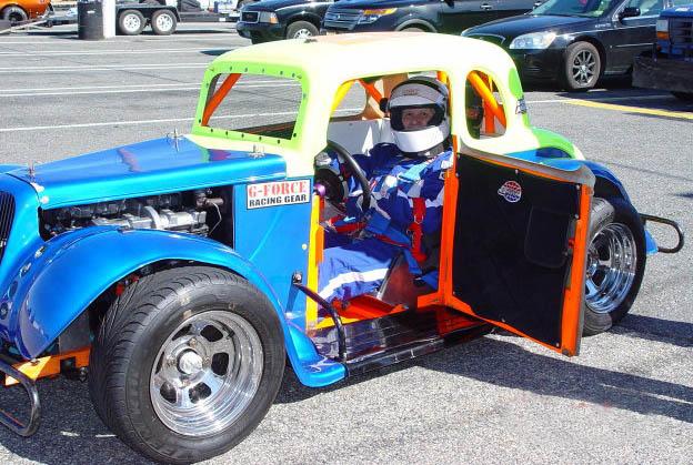 Drive for Fun- 15 Laps Legend