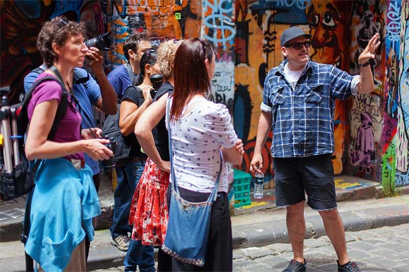 Melbourne CBD Street Art Walking Tour