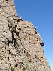 Guided Via Ferrata Group Climb