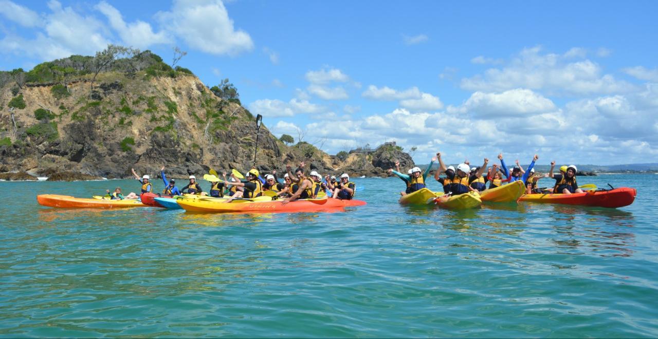 Go Sea Kayak Byron Bay - Dolphin Sea Kayak Tour