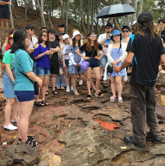 Minjerribah Aboriginal Culture Walk