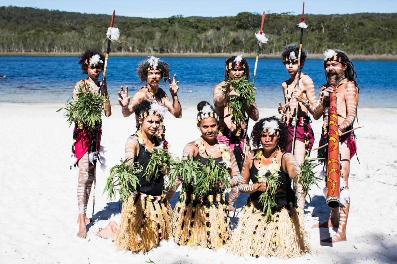 Aboriginal Culture Day Cruise - Meeanjin to Minjerribah
