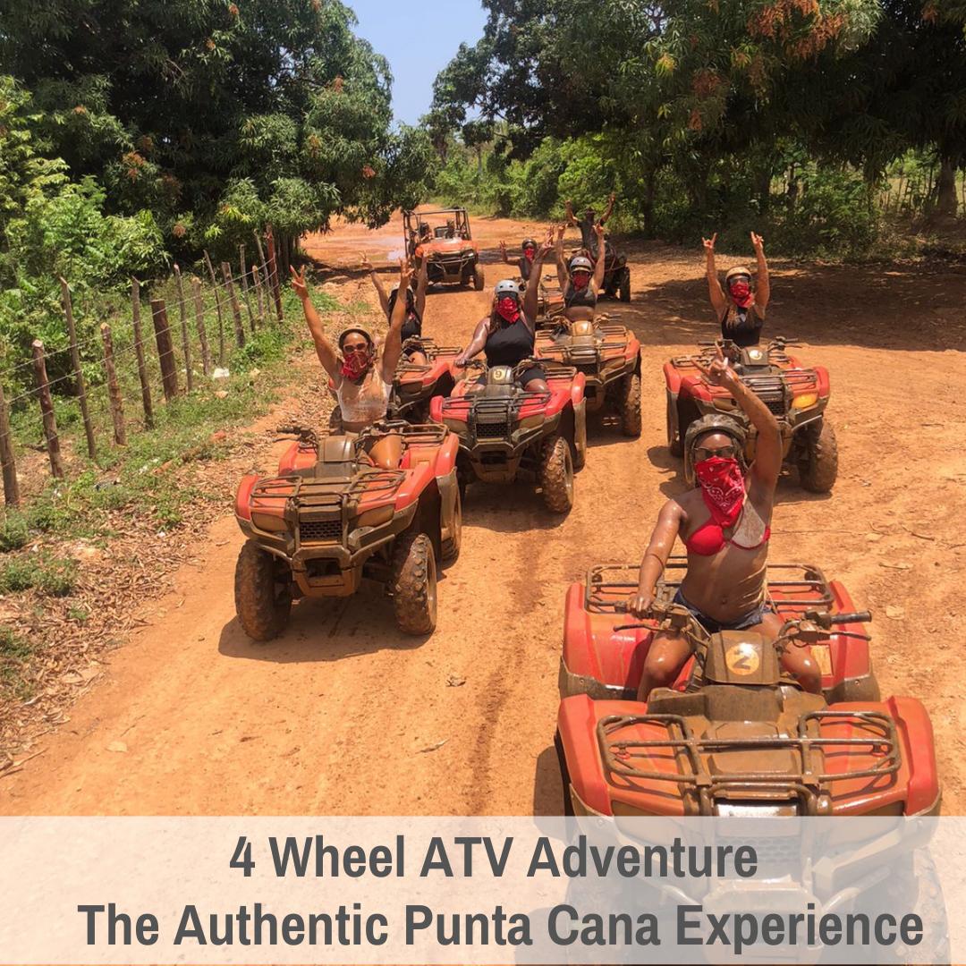 ATV, Natural Spring, and Beach Adventure
