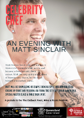 Outback Food & Wine Festival 2019 & An Evening with Matt Sinclair