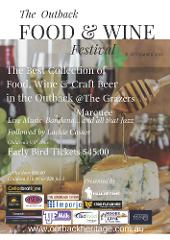 Outback Food & Wine Festival