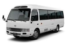 Bayahibe to Punta Cana Airport (PUJ) >> 16 pax