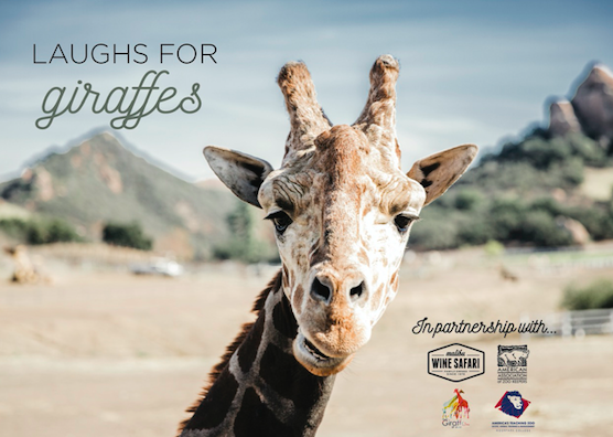 Laughs for Giraffes Comedy Event (June 20th)