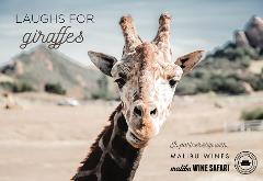 Laughs for Giraffes (June 20th)