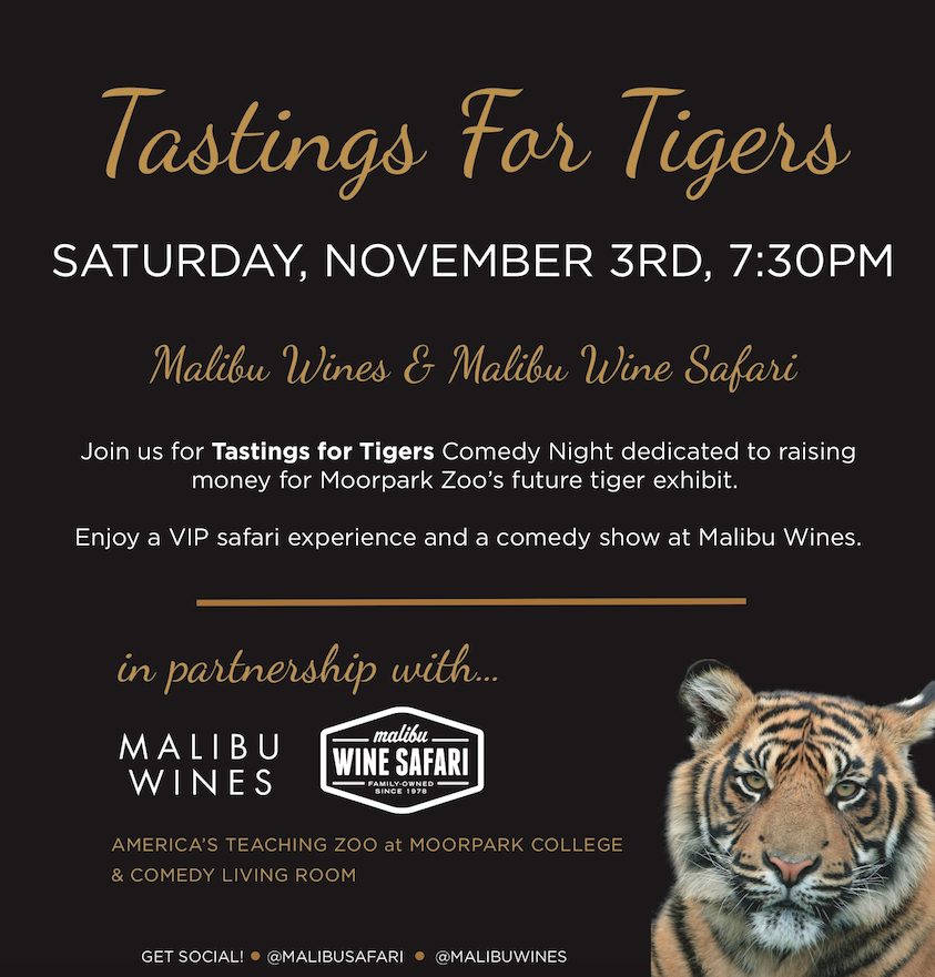 Tastings for Tigers