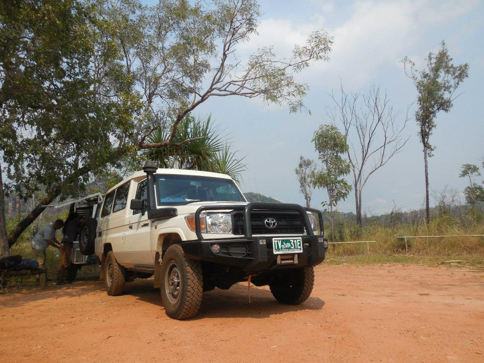 4.5 Day Darwin to Katherine via Kakadu