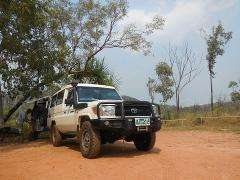 4.5 Day Darwin to Katherine via Kakadu