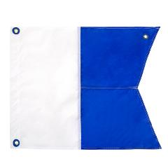 Trident Nylon Alpha Flag