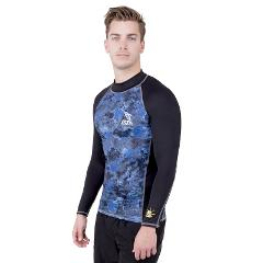 IST Unisex Long Sleeve Spandex Rash Guard