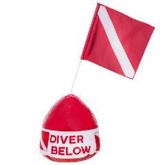 IST Diver Below Buoy